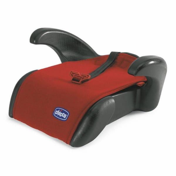 Купить Бустерное сидение Chicco Quasar Plus Fuego в интернет магазине игрушек и детских товаров