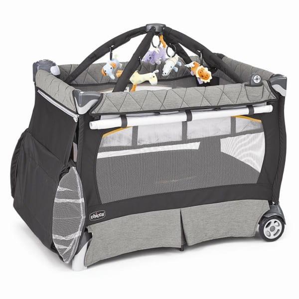 Купить Кровать-манеж Chicco Lullaby Lx Sedona Usa в интернет магазине игрушек и детских товаров