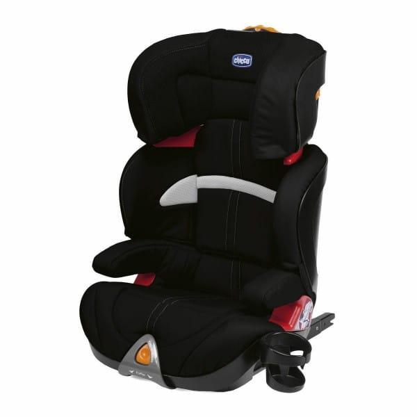 Купить Автокресло Chicco Oasys Fixplus Black в интернет магазине игрушек и детских товаров