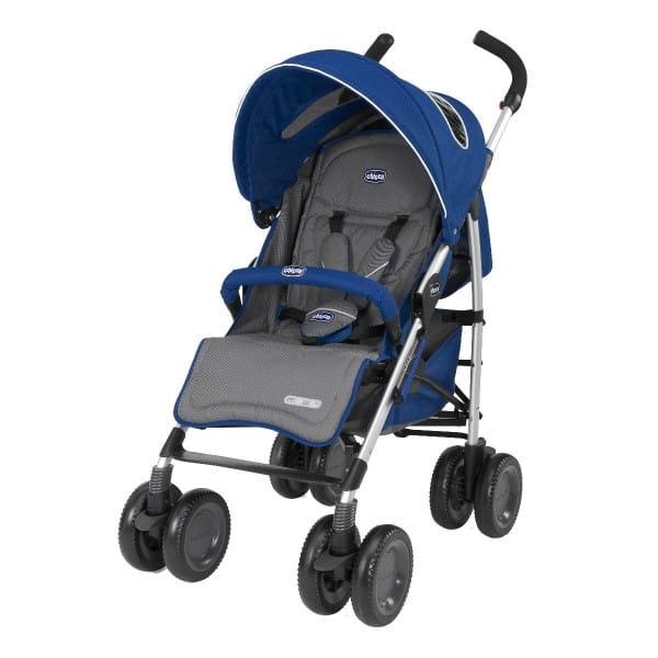 Купить Прогулочная коляска Chicco Multiway Evo Blue в интернет магазине игрушек и детских товаров