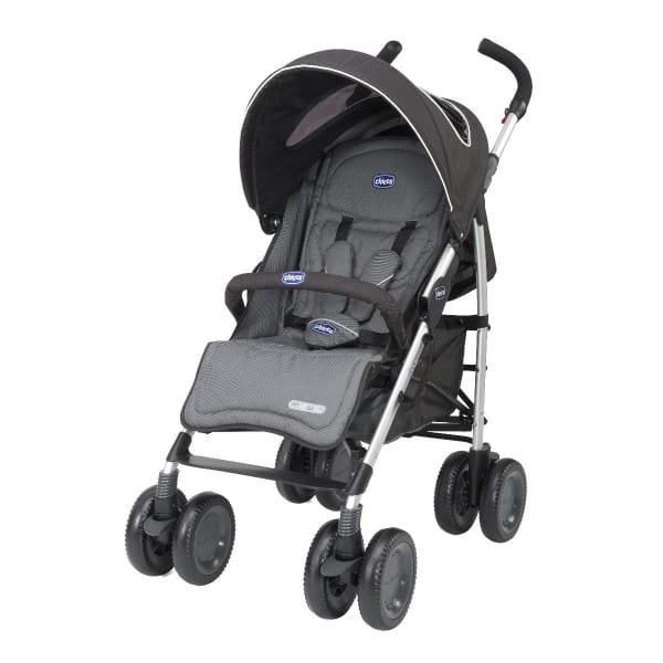 Прогулочная коляска CHICCO Multiway Evo Black - Детские коляски