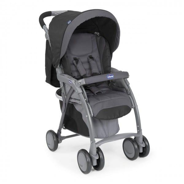 Купить Прогулочная коляска Chicco SimpliCity Plus Top Anthracite в интернет магазине игрушек и детских товаров