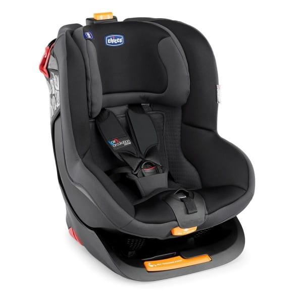 Купить Автокресло Chicco Oasys 1 Evo Isofix Coal в интернет магазине игрушек и детских товаров