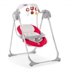 Фото Качели Chicco Polly Swing Up Paprika