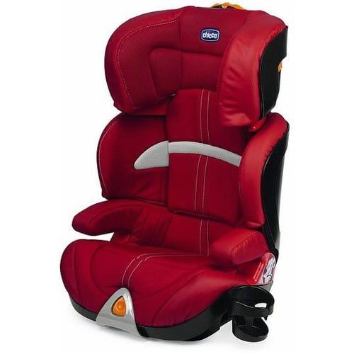 Купить Автокресло Chicco Oasys Red в интернет магазине игрушек и детских товаров