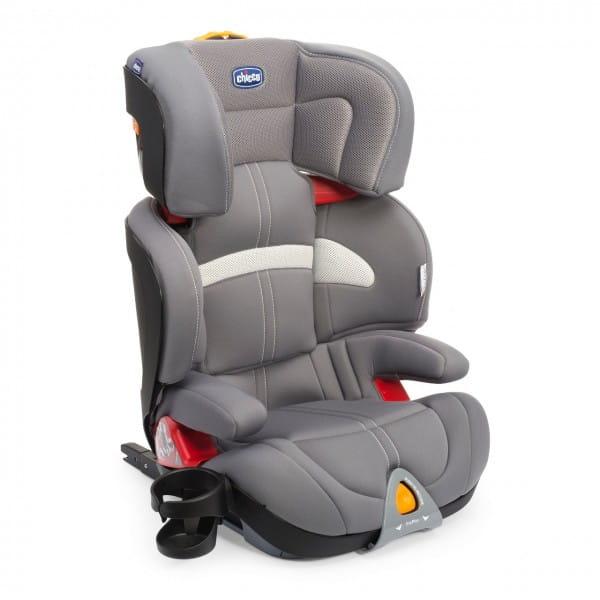Купить АвтокреслоChicco Oasys FixPlus Grey в интернет магазине игрушек и детских товаров