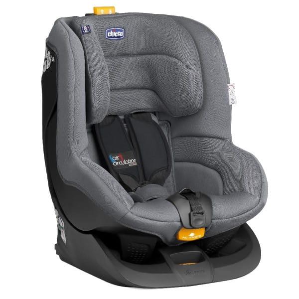 Купить Автокресло Chicco Oasys 1 Grey в интернет магазине игрушек и детских товаров