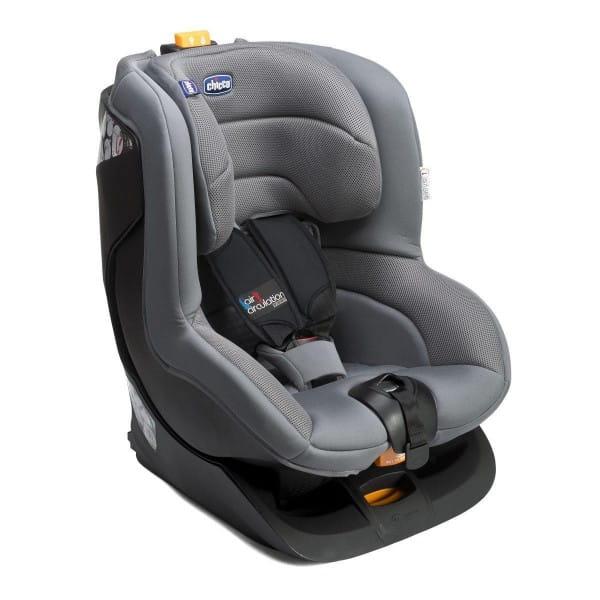 Купить Автомобильное сиденье Chicco Oasys Isofix Grey в интернет магазине игрушек и детских товаров