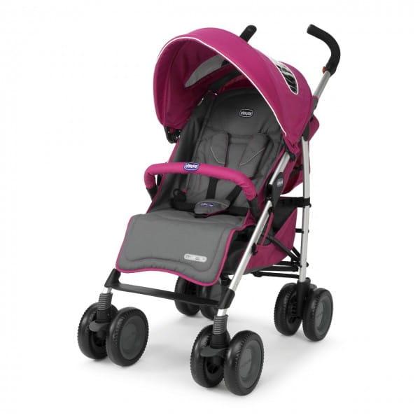 Купить Прогулочная коляска Chicco Multiway Evo Fuchsia в интернет магазине игрушек и детских товаров