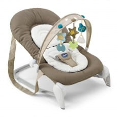 ���� ������-������� Chicco Hoopla Baby Boucer Natural