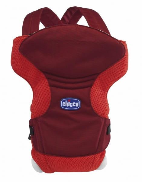 Купить Сумка-кенгуру Chicco Go New Scarlet в интернет магазине игрушек и детских товаров