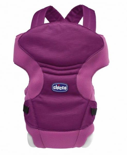 Купить Сумка-кенгуру Chicco Go New Fuchsia Wave в интернет магазине игрушек и детских товаров