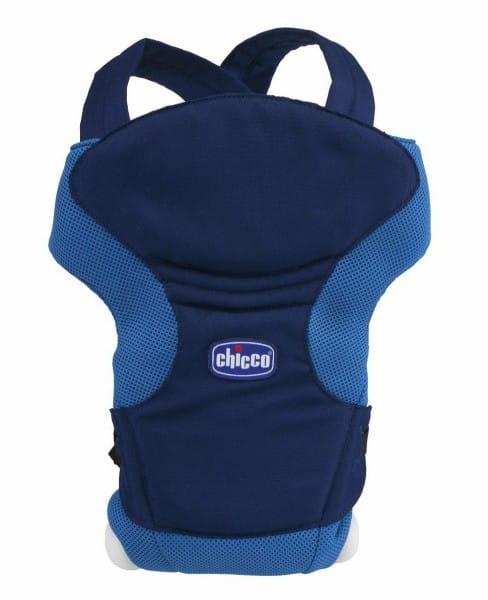 Купить Сумка-кенгуру Chicco Go New Blue Wave в интернет магазине игрушек и детских товаров
