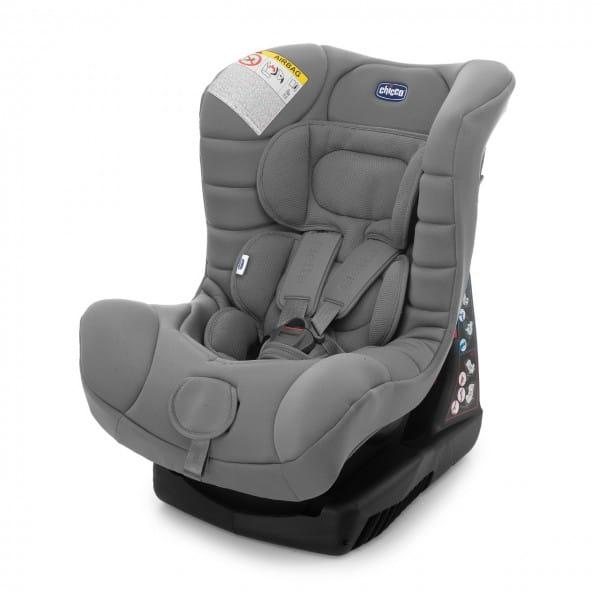 Купить Автокресло Chicco Eletta Comfort Silver в интернет магазине игрушек и детских товаров