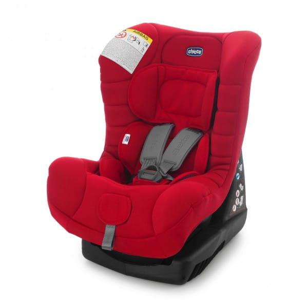 Купить Автокресло Chicco Eletta Comfort Race в интернет магазине игрушек и детских товаров