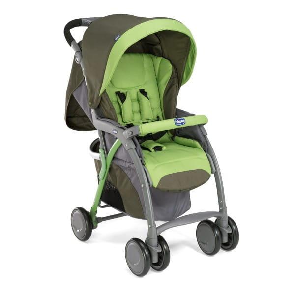 Купить Прогулочная коляска Chicco SimpliCity Plus Top Eucalyptus в интернет магазине игрушек и детских товаров