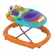 Ходунки Chicco Walky Talky Baby Walker in Orange Wave