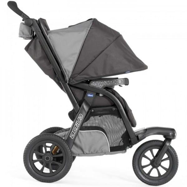 Купить Прогулочная коляска Chicco Stroller Activ3 Top Grey 2016 в интернет магазине игрушек и детских товаров