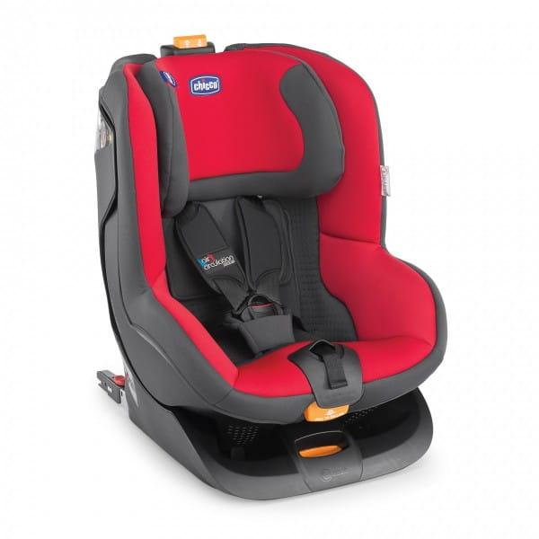 Купить Автокресло Chicco Oasys 1 Evo Isofix Paprika в интернет магазине игрушек и детских товаров