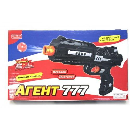 Игровой пистолет Zhorya c шариками