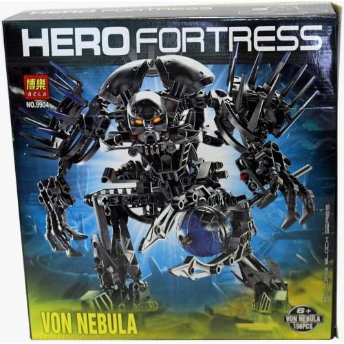 Конструктор Hero Fortress Робот-трансформер Von Nebula