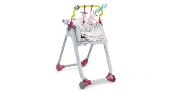 Купить Мягкий вкладыш и подвеска с игрушками ChiccoPollyProgres5 в интернет магазине игрушек и детских товаров
