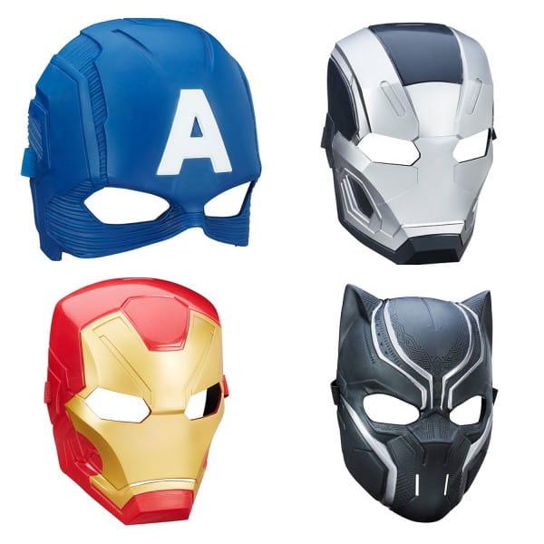 Маска героя Avengers (Hasbro)