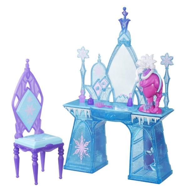 Игровой набор Disney Princess Холодное сердце - Туалетный столик (HASBRO)