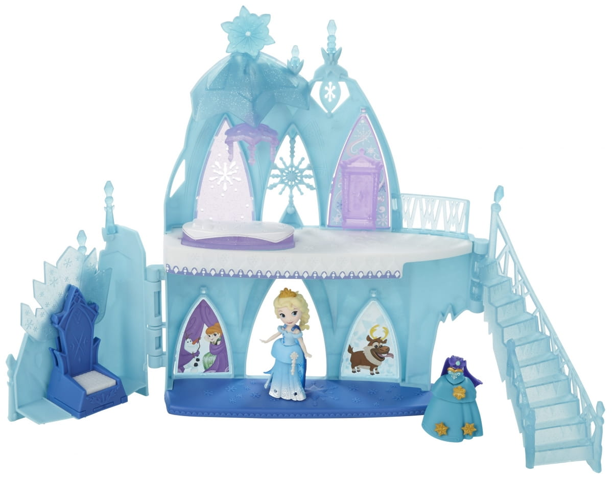 Игровой набор для маленьких кукол Disney Princess Холодное сердце (Hasbro)