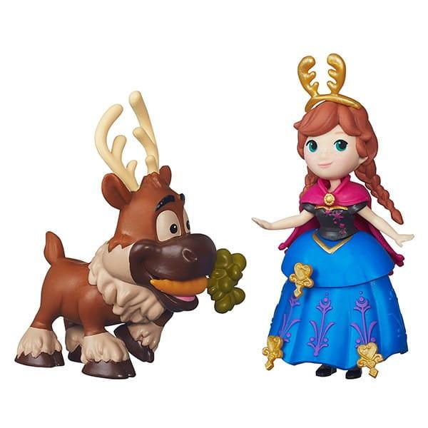 Купить Игровой набор Disney Princess Маленькие куклы Холодное сердце с другом (Hasbro) в интернет магазине игрушек и детских товаров