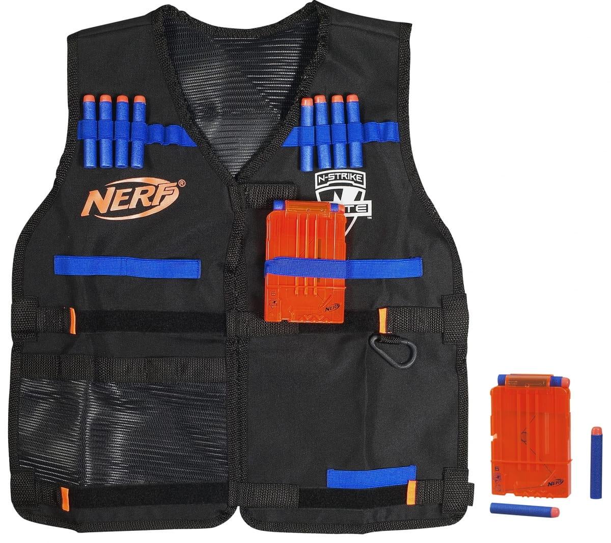 Игровой набор Nerf Элит Жилет агента (Hasbro)