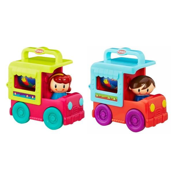 Игровой набор Playskool Грузовичок Сложи и кати, возьми с собой (Hasbro)