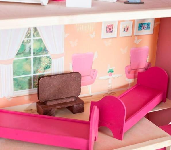 Кукольный домик PAREMO Мечта