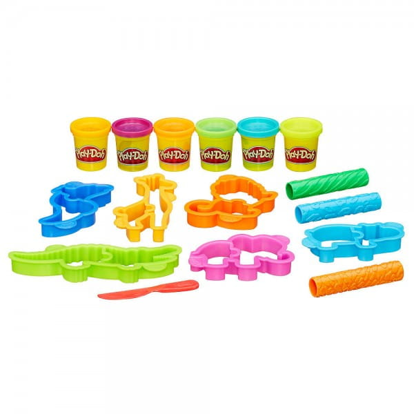 Игровой набор Play-Doh Веселое сафари (HASBRO)