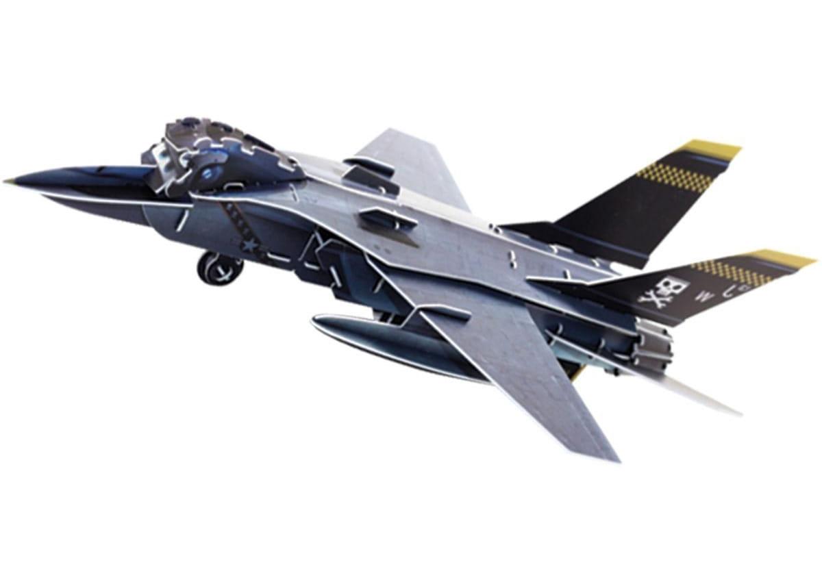 Объемный пазл IQ 3D Puzzle FTP0003 Дисней Planes - Браво Bravo (инерционный)