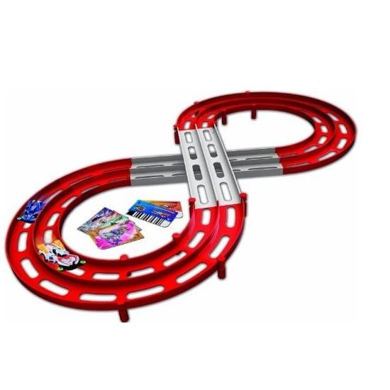 Купить Трек Scan2Go Восьмерка (2 дорожки) в интернет магазине игрушек и детских товаров