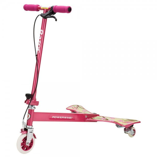 Самокат-бабочка Razor Powerwing Sweet Pea - розовый