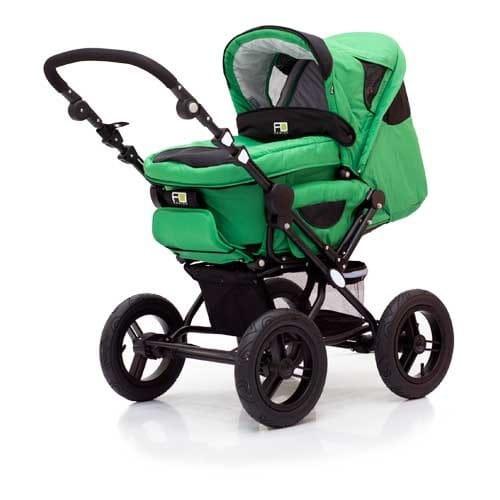 Купить Коляска-трансформер FD Design Pramy Luxe Avocado в интернет магазине игрушек и детских товаров