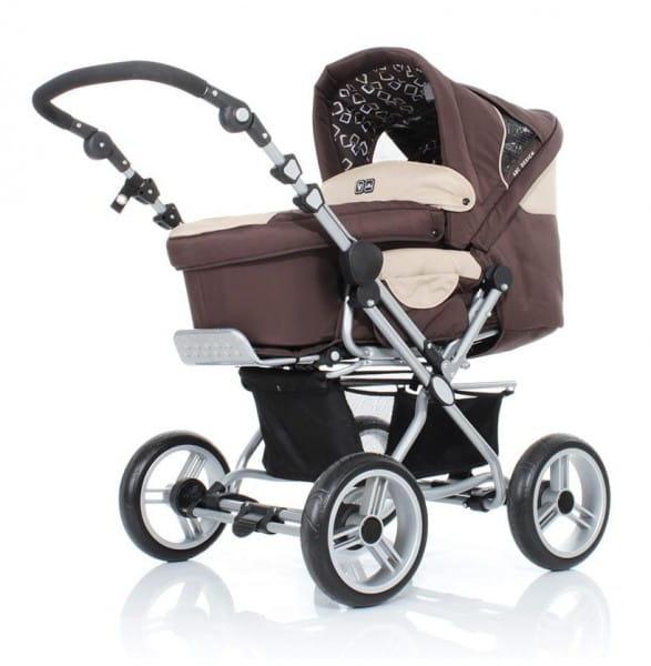 Купить Коляска-трансформер FD Design Pramy Luxe Crispy в интернет магазине игрушек и детских товаров