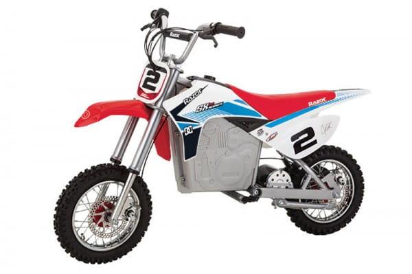 Купить Электро-минибайк Razor SX500 в интернет магазине игрушек и детских товаров