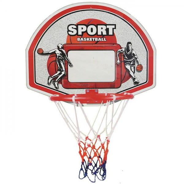 Купить Баскетбольный щит KingSport малый (с мячом и насосом) в интернет магазине игрушек и детских товаров