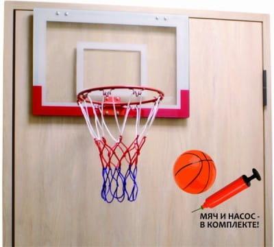 Купить Баскетбольный щит KingSport мини (с мячом и насосом) в интернет магазине игрушек и детских товаров