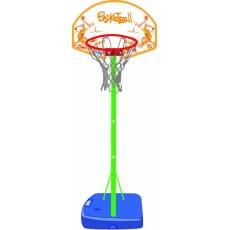 9607547e Фото Детская баскетбольная стойка Moove and Fun складная (в чемодане)