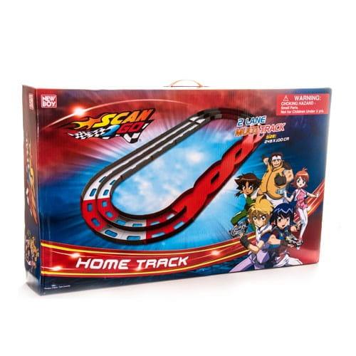 Купить Мультифункциональный трек Scan2Go (2 дорожки) в интернет магазине игрушек и детских товаров