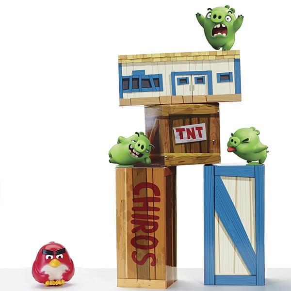Игровой набор Angry Birds Взрывная птичка (Spin Master)