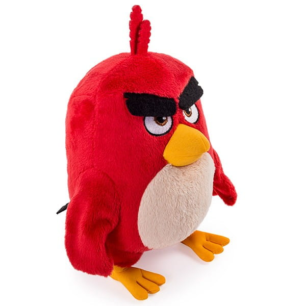 Плюшевая птичка Angry Birds - 20 см (Spin Master)