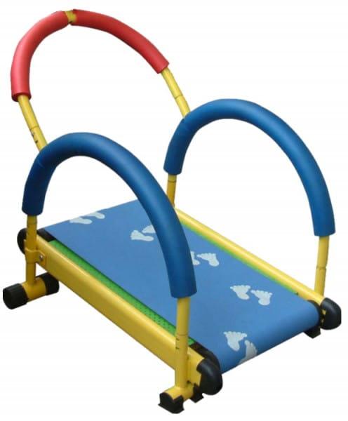 Купить Детская беговая дорожка Moove and Fun механическая в интернет магазине игрушек и детских товаров