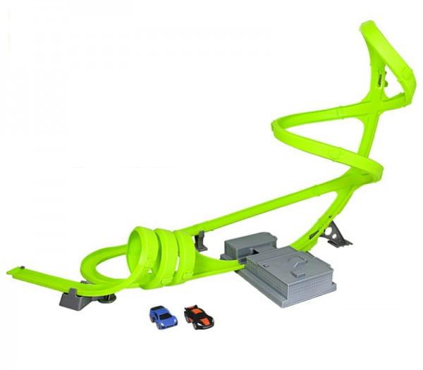 Купить Большой игровой набор с 2 машинками Nano Speed в интернет магазине игрушек и детских товаров