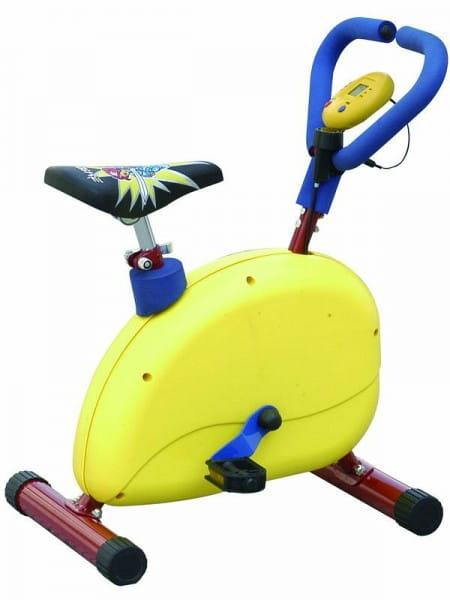 Купить Детский велотренажер Moove and Fun с компьютером в интернет магазине игрушек и детских товаров