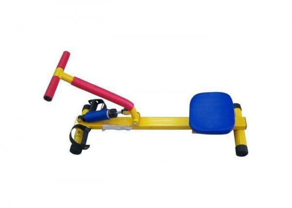 Детский гребной тренажер MOOVE AND FUN с одной рукояткой